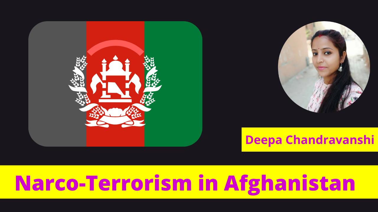 Narco-Terrorism in Afghanistan #